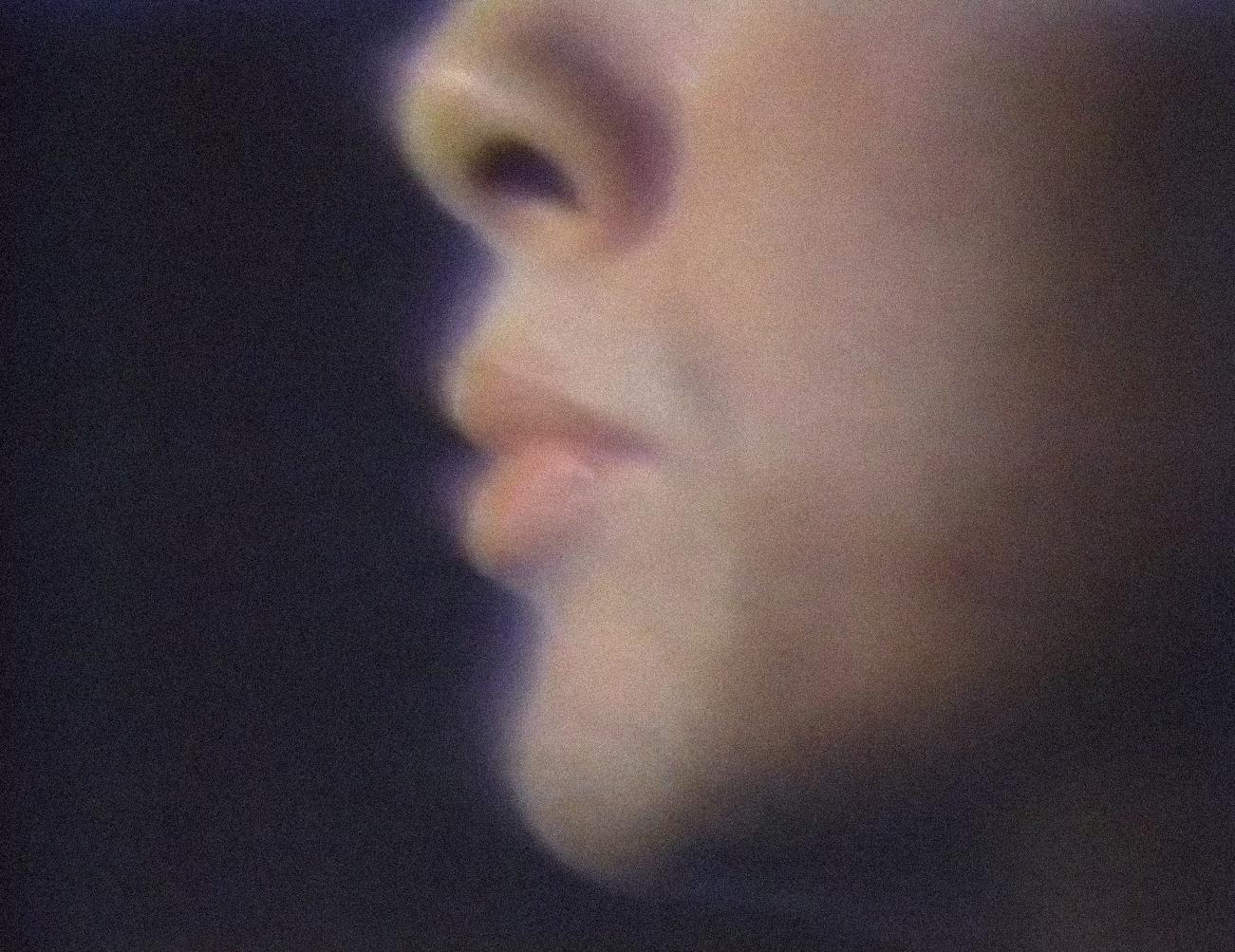 [ Fig. 21 ] <i>Le voyage de l'ogre / The Path of the Ogre</i> (video still), 1981.