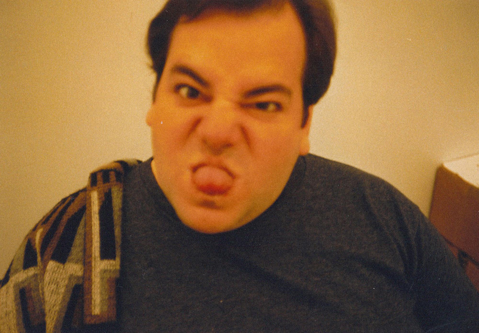 [ Fig. 02 ] Marc Paradis, 1990.