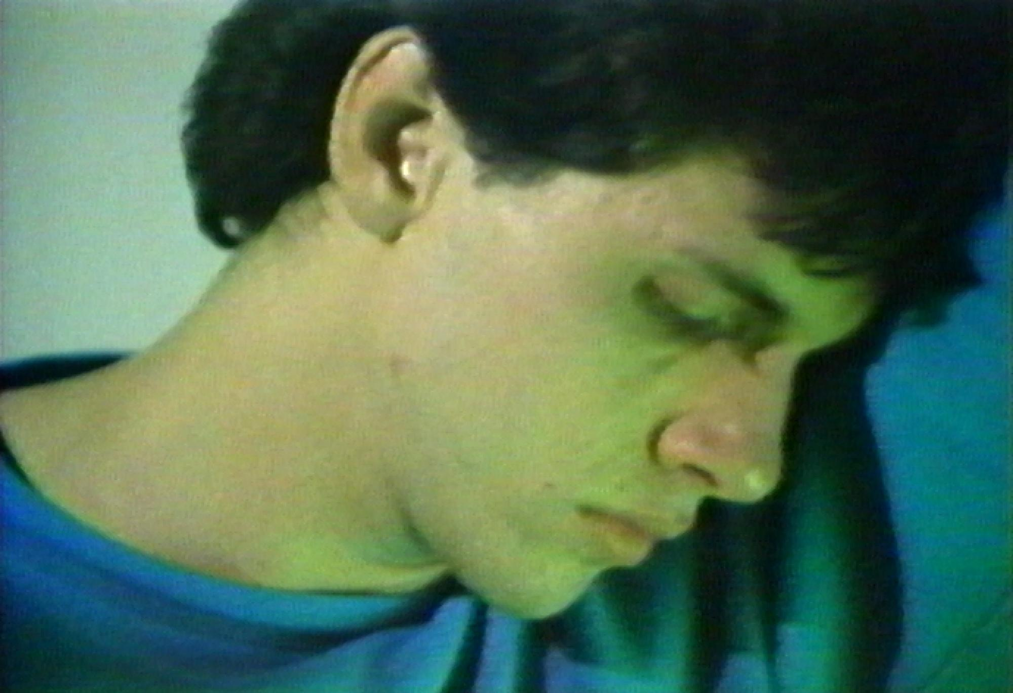[ Fig. 04 ] <i>Le voyage de l'ogre / The Path of the Ogre</i> (video still), 1981.