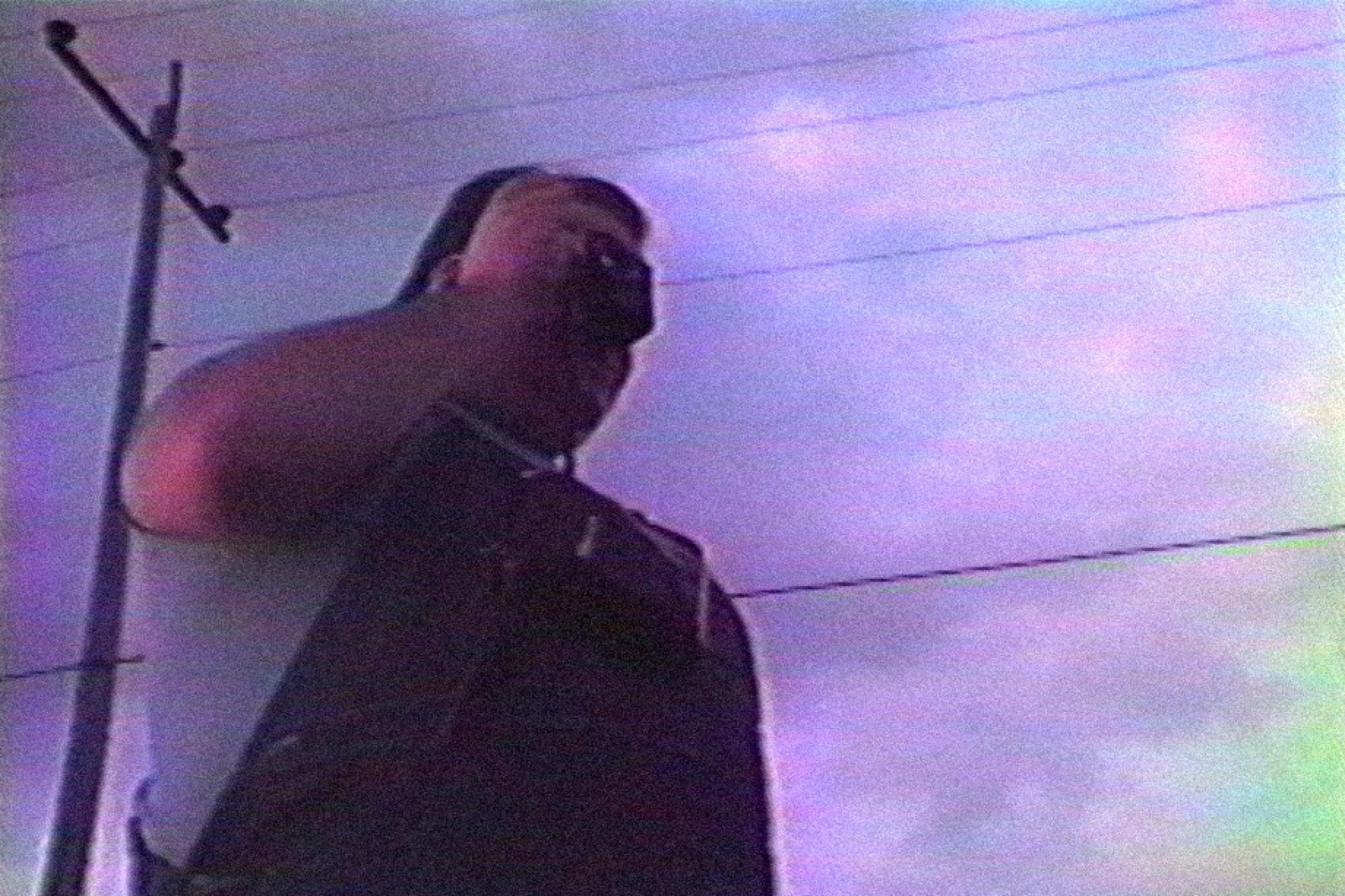 [ Fig. 07 ] <i>Le voyage de l'ogre / The Path of the Ogre</i> (video still), 1981.