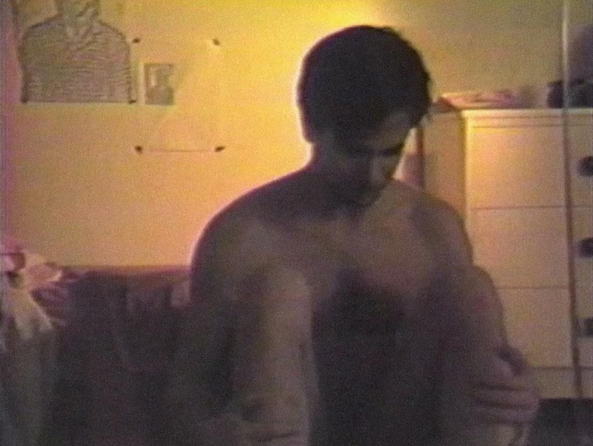 [ Fig. 09 ] <i>Deliver us from Evil</i> (video still), 1987.