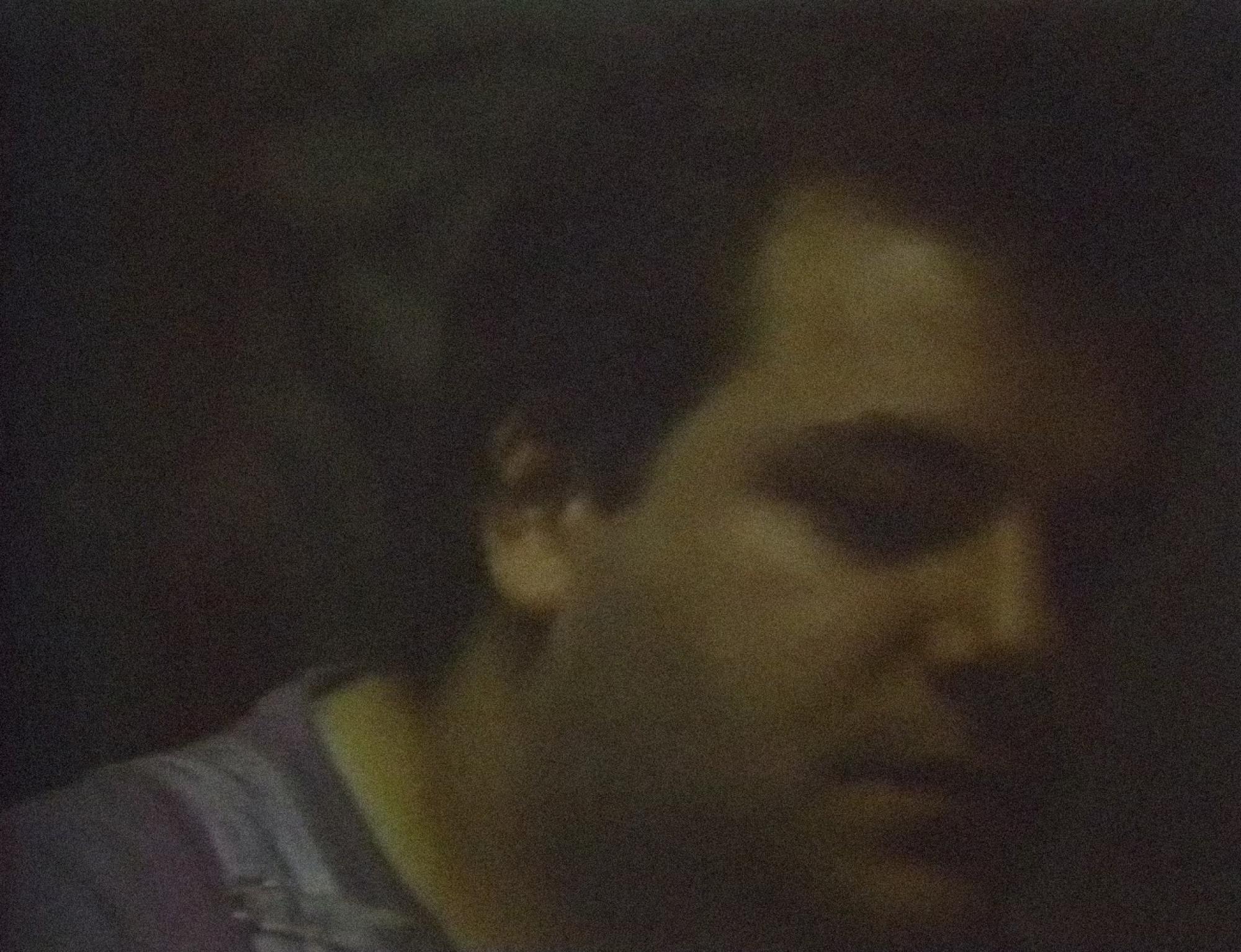 [ Fig. 40 ] <i>Le voyage de l'ogre</i> (capture vidéo), 1981.