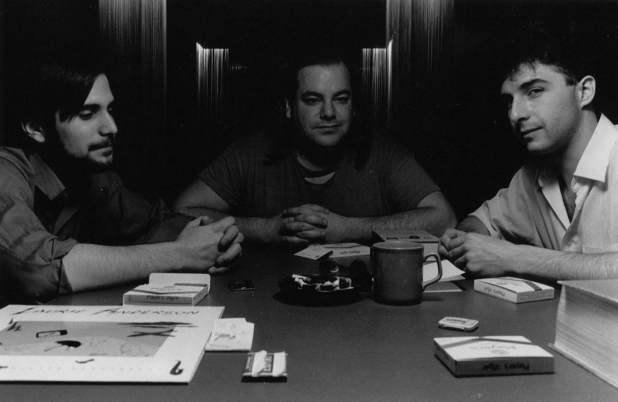[ Fig. 36 ] Simon B. Robert, Marc Paradis and Eric Duchesne, 198?.