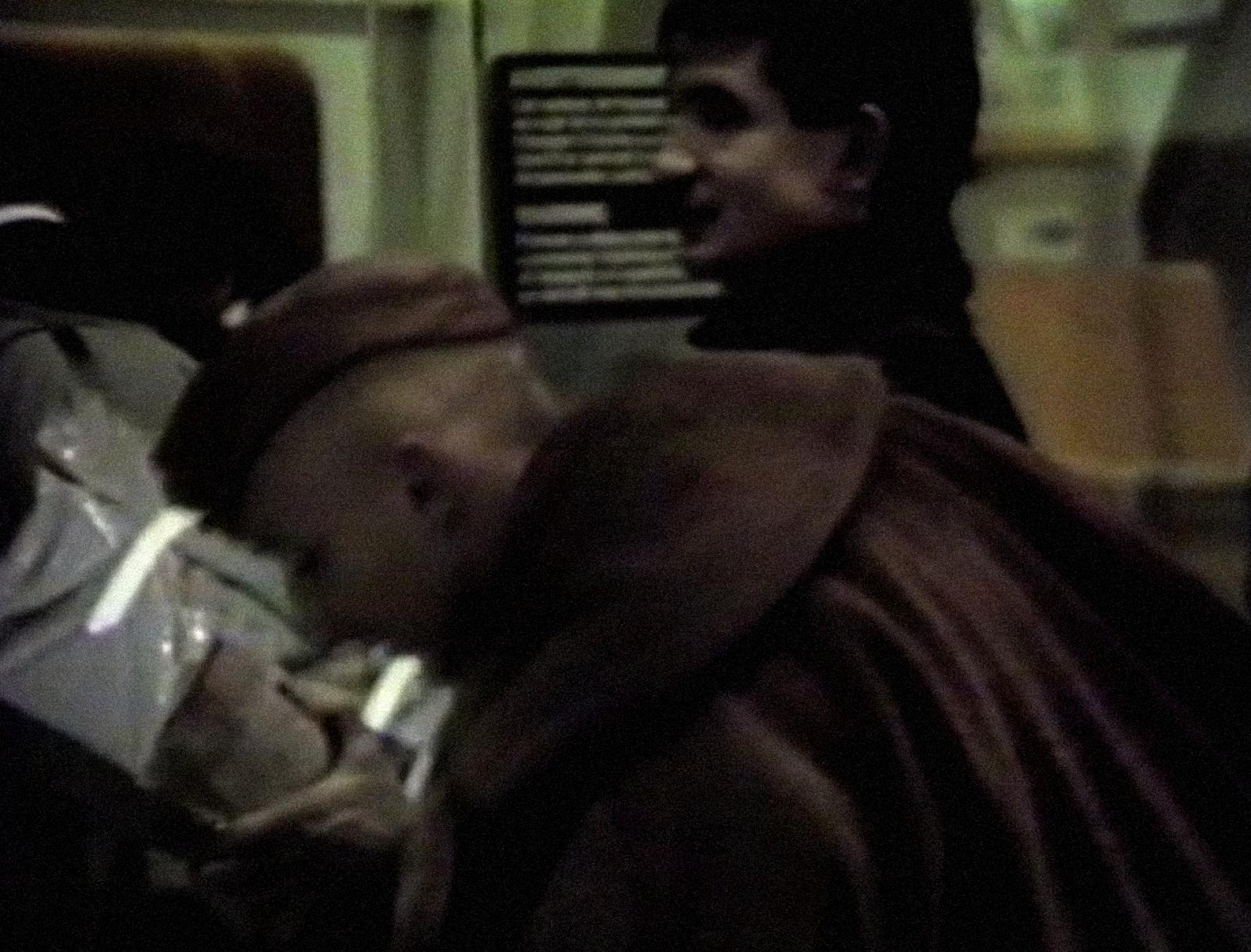 [ Fig. 09 ] <i>L'incident « Jones »</i> (video still), 1986.