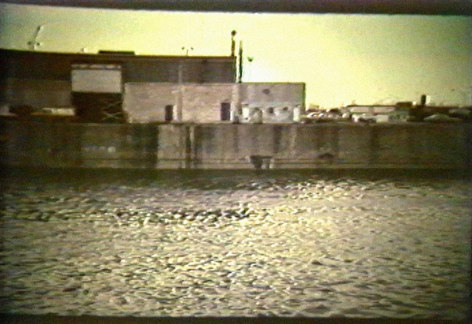 [ Fig. 13 ] <i>Harems</i> (video still), 1991.