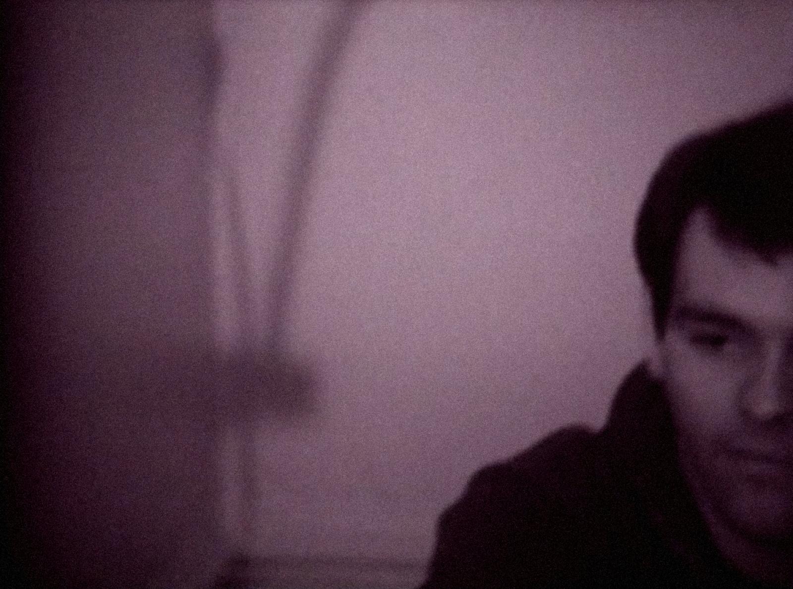 [ Fig. 17 ] <i>La cage</i> (video still), 1983.