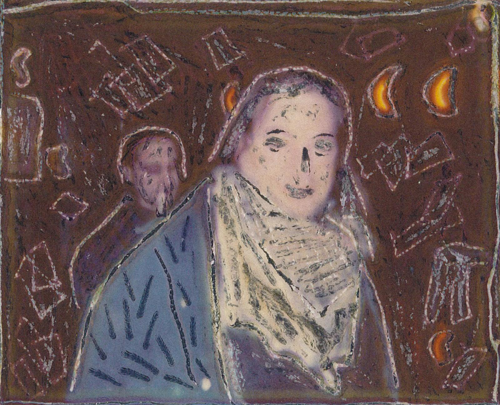 [ Fig. 20 ] Marc Paradis (polaroid), Poland, 198?.