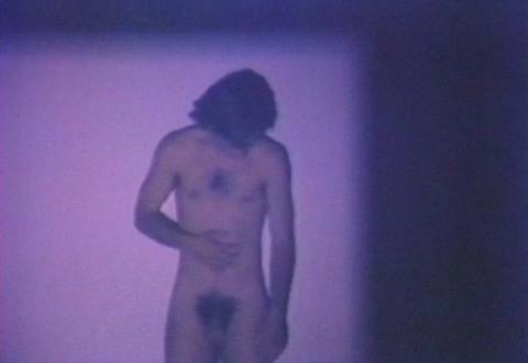 [ Fig. 01 ] <i>Le voyage de l'ogre</i> (video still), 1981.