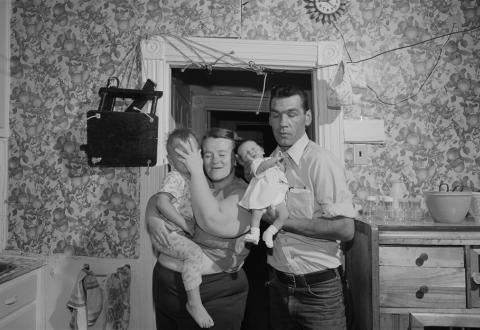 [ Fig. 01 ] <i>La Réalité et le Dessein dans la photographie documentaire</i>, Partie 1, 1986.