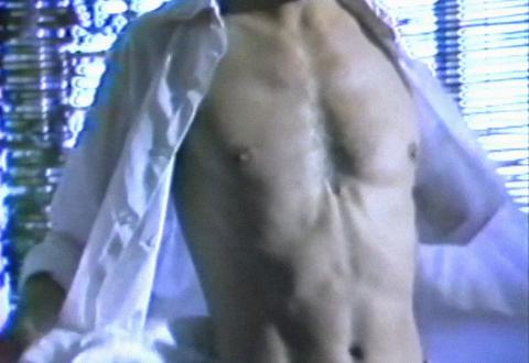 [ Fig. 01 ] <i>Le voyage de l'ogre</i> (capture vidéo), 1981.