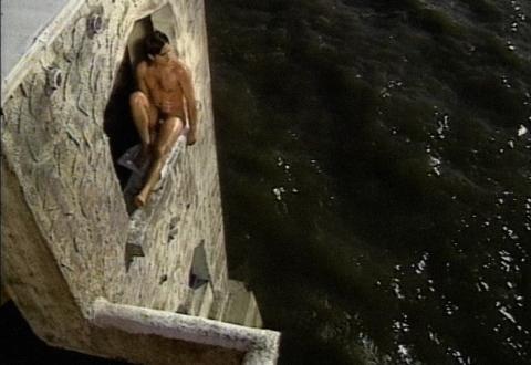 [ Fig. 01 ] <i>Harems</i> (capture vidéo), 1991.